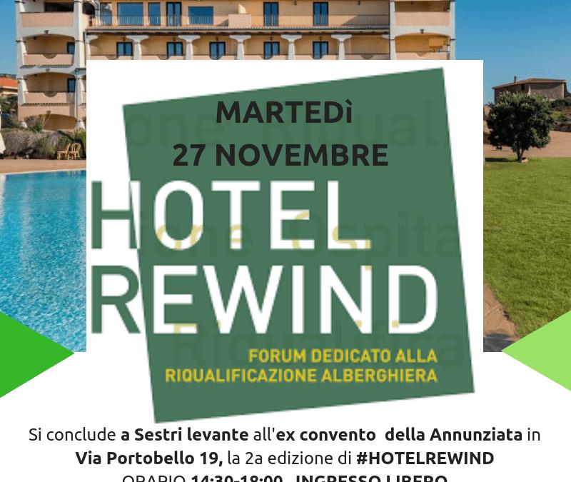 #HOTELREWIND Sestri Levante